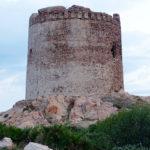 Isola rossa torre